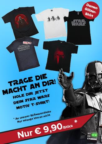 "191231 ConMenü ""Star Wars"" T-Shirts"
