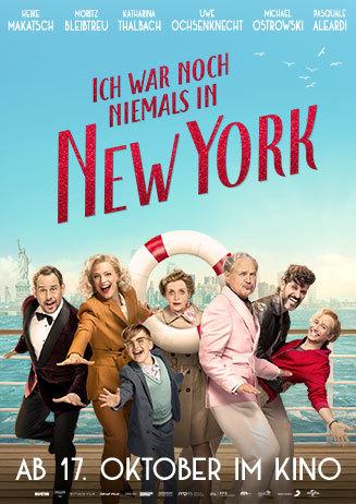 CPD - Ich war noch niemals in New York