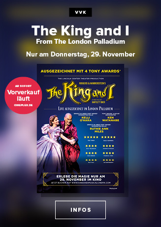 """181129 Special """"The King and I: From The London Palladium"""""""
