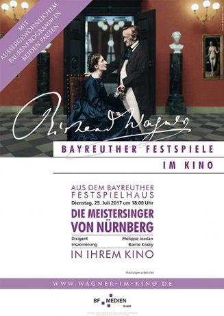 Die Meistersinger von Nürnberg aus Bayreuth