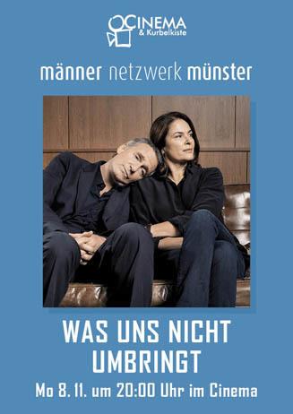 Männernetzwerk Münster: WAS UNS NICHT UMBRINGT