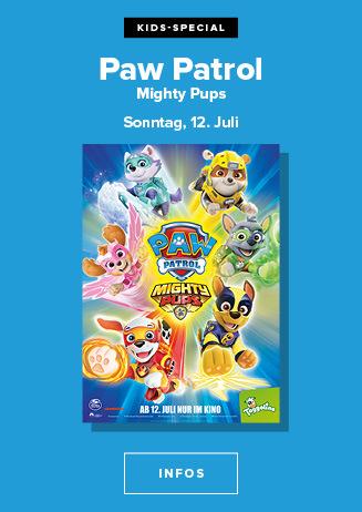 SoVo: Paw Patrol - Mighty Pups