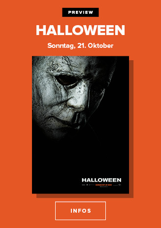 21.10. - Preview: Halloween