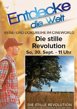 """180930 EdW """"Die stille Revolution"""""""