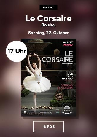Bolshoi Ballett: Le Corsaire