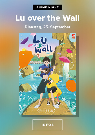Anime Night 2018: Lu Over The Wall 25.9.