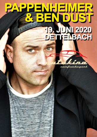 200619 Live-Konzert: Pappenheimer