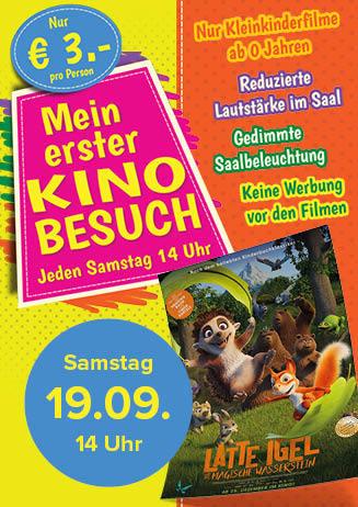 """200919 MeK """"Latte Igel und der magische Wasserstein"""""""