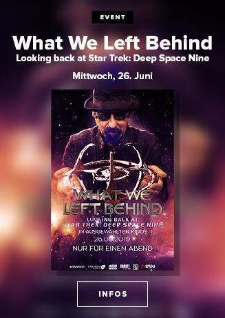 What We Left Behind: Looking Back At: Deep Space Nine