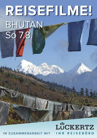 Reisefilm: Bhutan