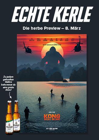 8.03. Echte Kerle: Kong: Skull Island