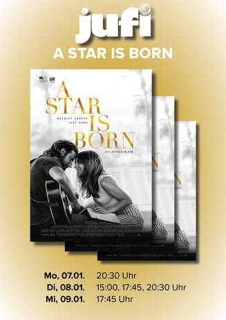 JUFI - A Star is Born