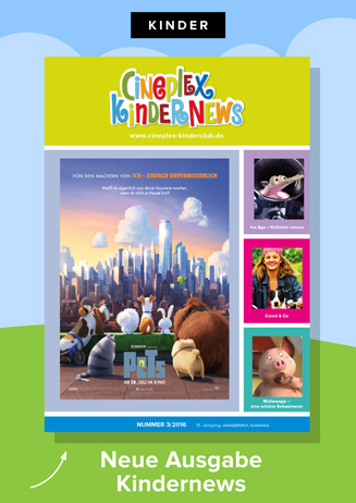 Cineplex Kindernews 3/2016