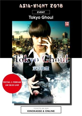 Asia Night 2018: Tokyo Ghoul