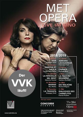 VVK: MET Opera 2018/19