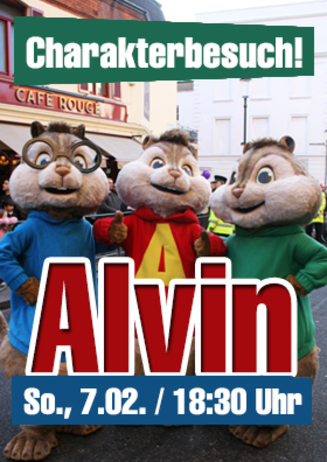 Walking Act Tour - Alvin und die Chipmunks