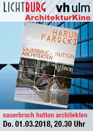 Architekturkino: sauerbruch hutton architekten