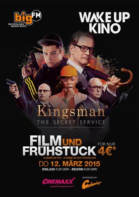 BigFM Wake Up Kino: Kingsman