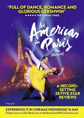 Musical: An American in Paris