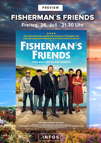 "190726 Preview ""Fisherman's Friends - Vom Kutter in die Charts"""