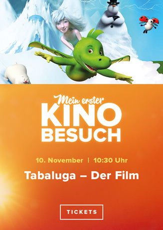 Erster Kinobesuch: Tabaluga