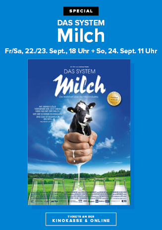 "170922-24 Special ""Das System Milch"""