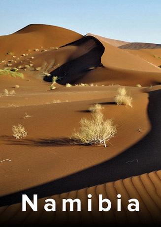 Reisefilm: NAMIBIA