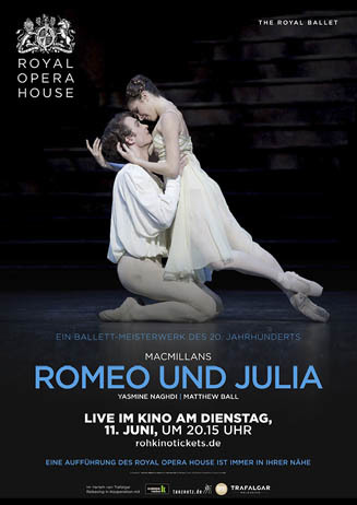 Royal Opera House: ROMEO UND JULIA
