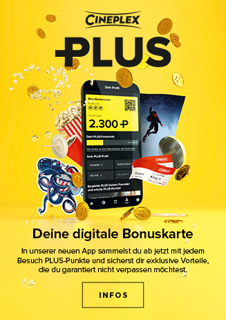 NEU: Cineplex PLUS