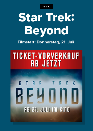 Star Trek Beyond VVK