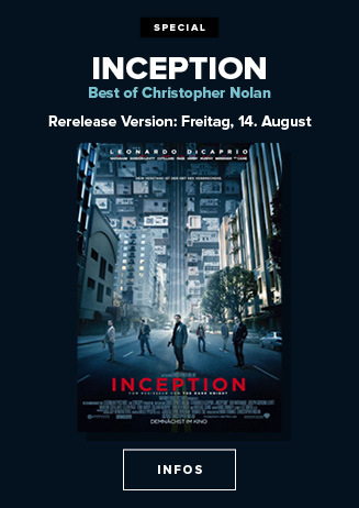 Inception - Rerelease