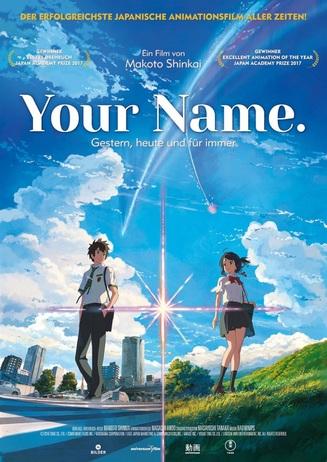 Your Name. Gestern, heute und für immer.