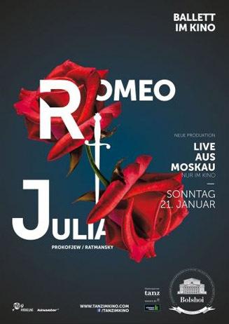 Bolschoi Ballett: ROMEO UND JULIA