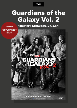 "170427 VVK ""Guardians of the Galaxy Vol.2"""