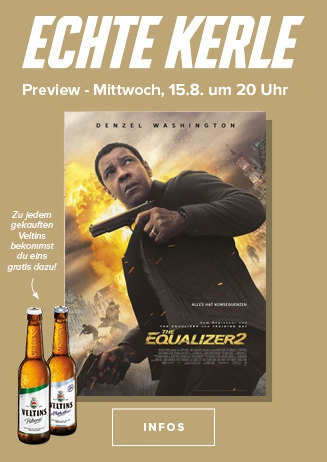 Echte Kerle Preview: The Equalizer 2