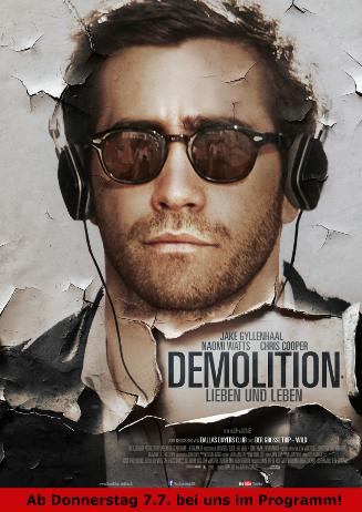 160707 Demolition ab 7.7. im Programm