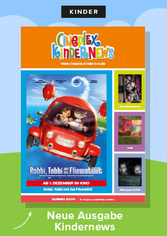 Cineplex Kindernews 4/2016