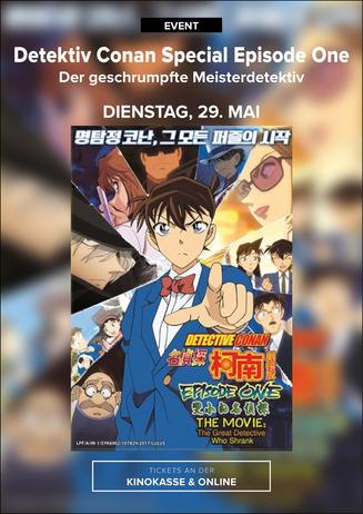 Anime Night 2018: Detektiv Conan - Der geschrumpfte Meisterdetekt