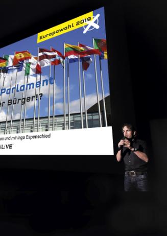 Multimediaschau zur Europawahl