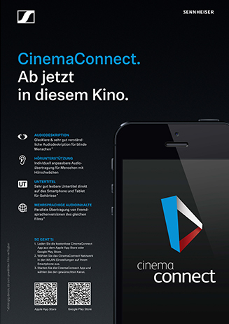 Sennheiser CinemaConnect