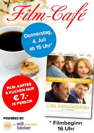 """190704 Film-Café """"Das Familienfoto"""""""