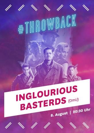 Inglourious Basterds (Throwback)
