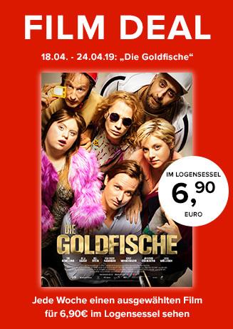 """Film Deal: """"Die Goldfische"""""""