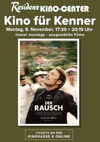 Kino für Kenner: Der Rausch