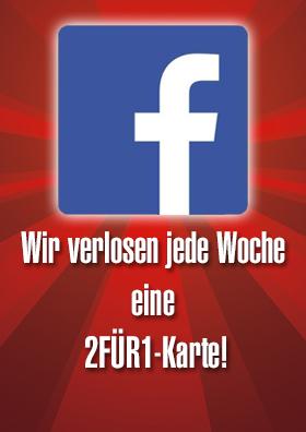 Facebook Wochenverlosung