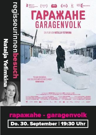 Regisseurinnenbesuch: Garagenvolk