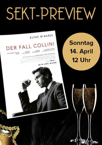 "190414 Sekt-Preview ""Der Fall Collini"""