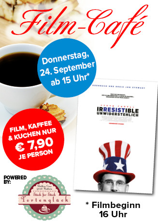 """200924 Film-Café """"Irresistible - Unwiderstehlich"""""""