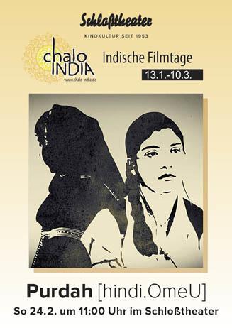 Chalo India: PURDAH