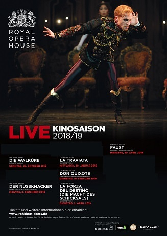 Royal Opera House 2018/19